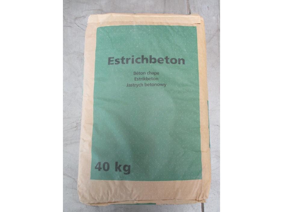 Gut bekannt NoName Estrichbeton 40 kg | Gillet Webseite TF92